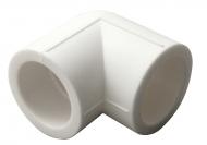 Угол 90°   Полипропиленовые фитинги   Vasen
